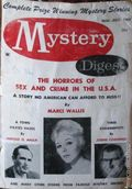 Mystery Digest (1957-1963 Filosa Publications) Vol. 3 #9