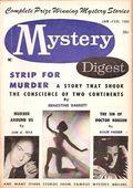 Mystery Digest (1957-1963 Filosa Publications) Vol. 4 #1