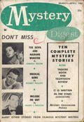 Mystery Digest (1957-1963 Filosa Publications) Vol. 4 #2
