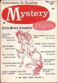 Mystery Digest (1957-1963 Filosa Publications) Vol. 4 #3
