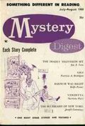 Mystery Digest (1957-1963 Filosa Publications) Vol. 4 #4