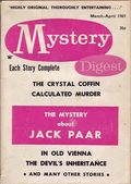 Mystery Digest (1957-1963 Filosa Publications) Vol. 5 #2