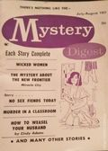 Mystery Digest (1957-1963 Filosa Publications) Vol. 5 #4