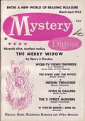 Mystery Digest (1957-1963 Filosa Publications) Vol. 6 #2