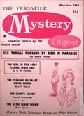 Mystery Digest (1957-1963 Filosa Publications) Vol. 7 #3