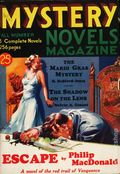Mystery Novels Magazine (1932-1936 Doubleday/Winford) Pulp Vol. 1 #2