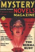 Mystery Novels Magazine (1932-1936 Doubleday/Winford) Pulp Vol. 1 #3