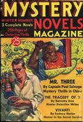 Mystery Novels Magazine (1932-1936 Doubleday/Winford) Pulp Vol. 1 #6