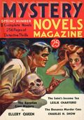 Mystery Novels Magazine (1932-1936 Doubleday/Winford) Pulp Vol. 1 #7