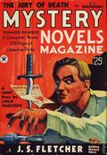 Mystery Novels Magazine (1932-1936 Doubleday/Winford) Pulp Vol. 1 #8