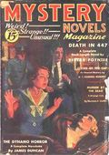 Mystery Novels Magazine (1932-1936 Doubleday/Winford) Pulp Vol. 2 #5
