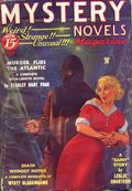 Mystery Novels Magazine (1932-1936 Doubleday/Winford) Pulp Vol. 3 #1
