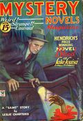 Mystery Novels Magazine (1932-1936 Doubleday/Winford) Pulp Vol. 3 #2
