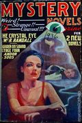 Mystery Novels Magazine (1932-1936 Doubleday/Winford) Pulp Vol. 3 #4