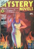 Mystery Novels Magazine (1932-1936 Doubleday/Winford) Pulp Vol. 3 #5