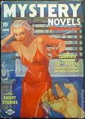 Mystery Novels Magazine (1932-1936 Doubleday/Winford) Pulp Vol. 3 #6