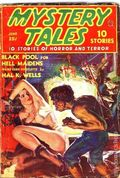 Mystery Tales (1938-1940 Western Fiction Publishing) Pulp Vol. 2 #4