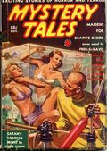 Mystery Tales (1938-1940 Western Fiction Publishing) Pulp Vol. 2 #5