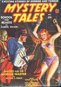 Mystery Tales (1938-1940 Western Fiction Publishing) Pulp Vol. 3 #3