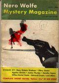 Nero Wolfe Mystery Magazine (1954 Hillman Periodicals) Vol. 1 #1