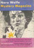Nero Wolfe Mystery Magazine (1954 Hillman Periodicals) Vol. 1 #2
