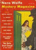 Nero Wolfe Mystery Magazine (1954 Hillman Periodicals) Vol. 1 #3