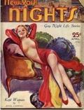 New York Nights (1933-1937 Bow-Man/H.M. Publishing) Pulp Vol. 1 #5