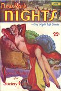 New York Nights (1933-1937 Bow-Man/H.M. Publishing) Pulp Vol. 1 #6