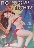 New York Nights (1933-1937 Bow-Man/H.M. Publishing) Pulp Vol. 3 #1