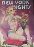 New York Nights (1933-1937 Bow-Man/H.M. Publishing) Pulp Vol. 4 #2