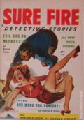 Sure Fire Detective Stories (1957-1958 Pontiac Publishing) Pulp Vol. 1 #3