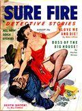 Sure Fire Detective Stories (1957-1958 Pontiac Publishing) Vol. 1 #4