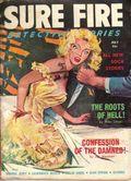 Sure Fire Detective Stories (1957-1958 Pontiac Publishing) Vol. 2 #3
