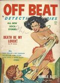 Off Beat Detective Stories (1958-1963 Pontiac Publishing) Pulp Vol. 2 #6