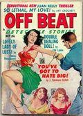 Off Beat Detective Stories (1958-1963 Pontiac Publishing) Pulp Vol. 5 #2