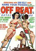 Off Beat Detective Stories (1958-1963 Pontiac Publishing) Vol. 5 #6