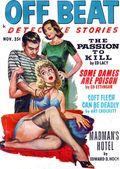 Off Beat Detective Stories (1958-1963 Pontiac Publishing) Vol. 6 #3