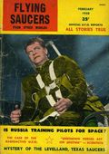Flying Saucers from Outer Worlds (1957-1958 Palmer Publications) Pulp 28