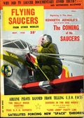 Flying Saucers from Outer Worlds (1957-1958 Palmer Publications) Pulp 29