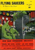 Flying Saucers from Outer Worlds (1957-1958 Palmer Publications) Pulp 30