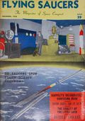 Flying Saucers from Outer Worlds (1957-1958 Palmer Publications) Pulp 32