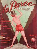 La Paree (1930-1938 Irwin Publishing) Pulp Vol. 1 #1