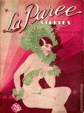 La Paree (1930-1938 Irwin Publishing) Pulp Vol. 1 #2