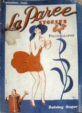 La Paree (1930-1938 Irwin Publishing) Pulp Vol. 1 #5