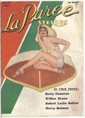 La Paree (1930-1938 Irwin Publishing) Pulp Vol. 3 #2