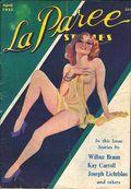 La Paree (1930-1938 Irwin Publishing) Pulp Vol. 3 #3