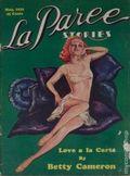 La Paree (1930-1938 Irwin Publishing) Pulp Vol. 3 #4