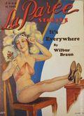 La Paree (1930-1938 Irwin Publishing) Pulp Vol. 3 #5