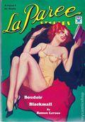 La Paree (1930-1938 Irwin Publishing) Pulp Vol. 5 #8