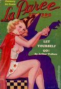 La Paree (1930-1938 Irwin Publishing) Pulp Vol. 8 #1